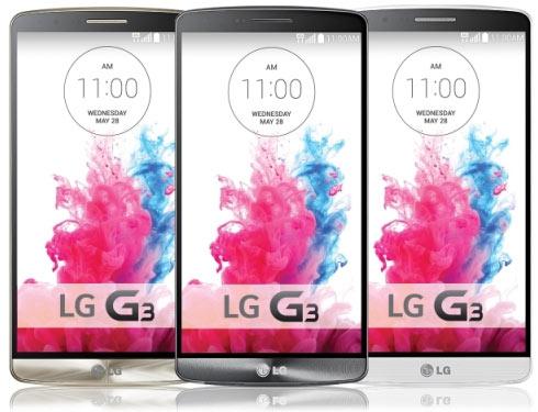 Основой смартфона LG G3 послужит однокристальная система Qualcomm Snapdragon 801
