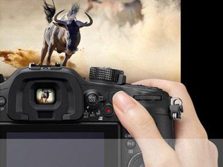 Камера Panasonic GH4