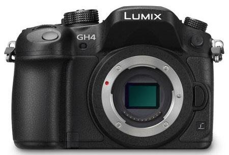 Камера Panasonic GH4 поддерживает Wi-Fi