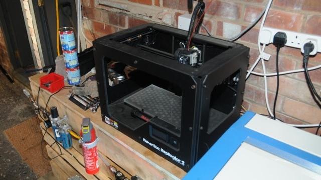 Изъятые в Великобритании части «первого в стране отпечатанного оружия» оказались запчастями к 3D принтеру