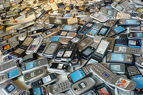 у жителей США хранится старых смартфонов на сумму 47 млрд долларов