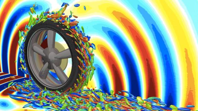 Как «звучат» шины автомобиля: визуализация от Yokohama