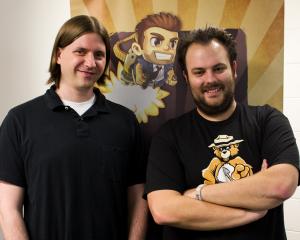 Как Halfbrick Studios разрабатывает такие игры как Fruit Ninja, Age Of Zombies и Jetpack Joyride