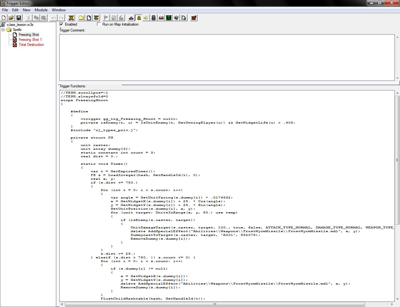 Как Warcraft 3 помог мне изучить парочку ЯПов