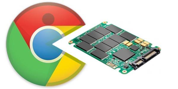 Как дорого обходится Google Chrome для вашего SSD?