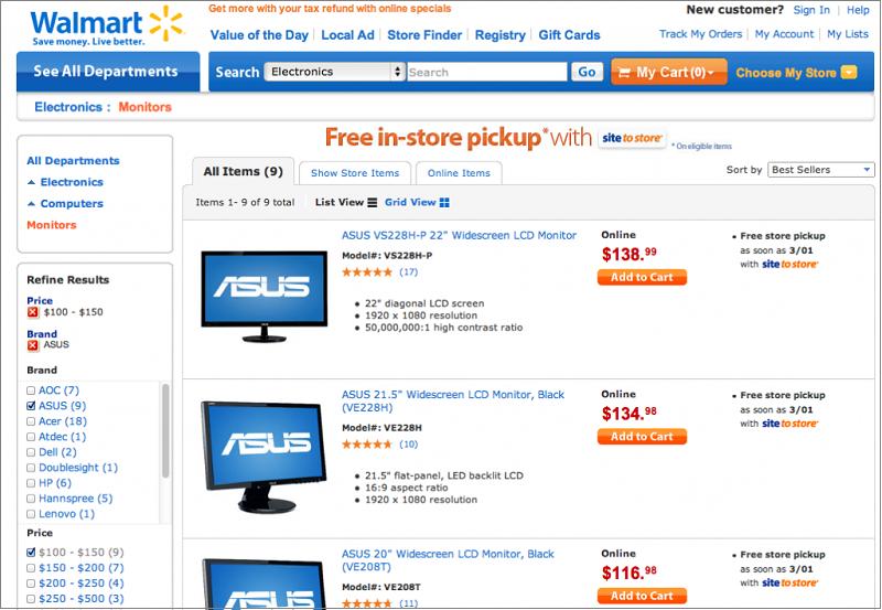 Как интернет магазину «понравиться» поисковой системе