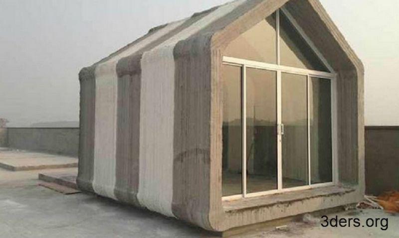 Как китайцы напечатали 10 домов за один день