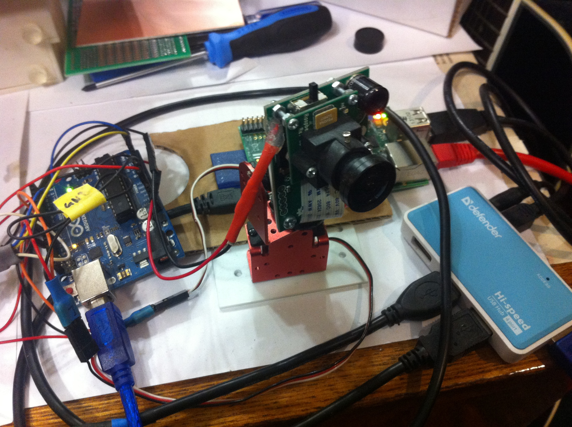 Как мы первый прототип строили