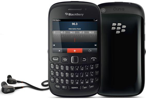 Как мы покупали смартфон BlackBerry Curve 9220