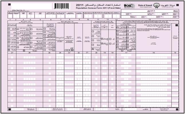 Как мы помогали переписывать население Кувейта