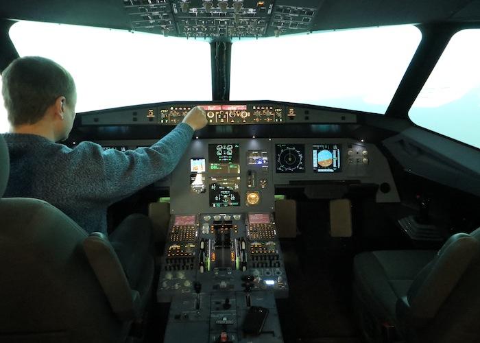 Как мы строили авиатренажер: бесценный опыт