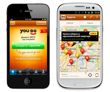 Как мы выходили на мобильный рынок