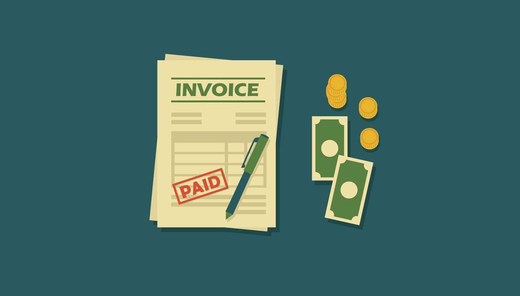Как правильно выставлять счета