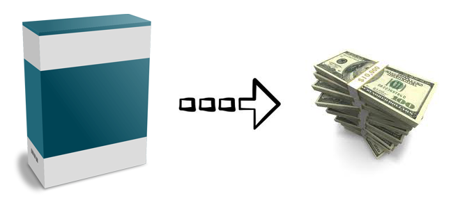 Как продавать свою программу