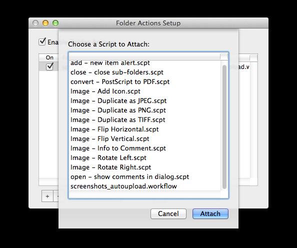Как сделать автозагрузку скриншотов на FTP в OS X или история, о том, как мы не ищем легких путей
