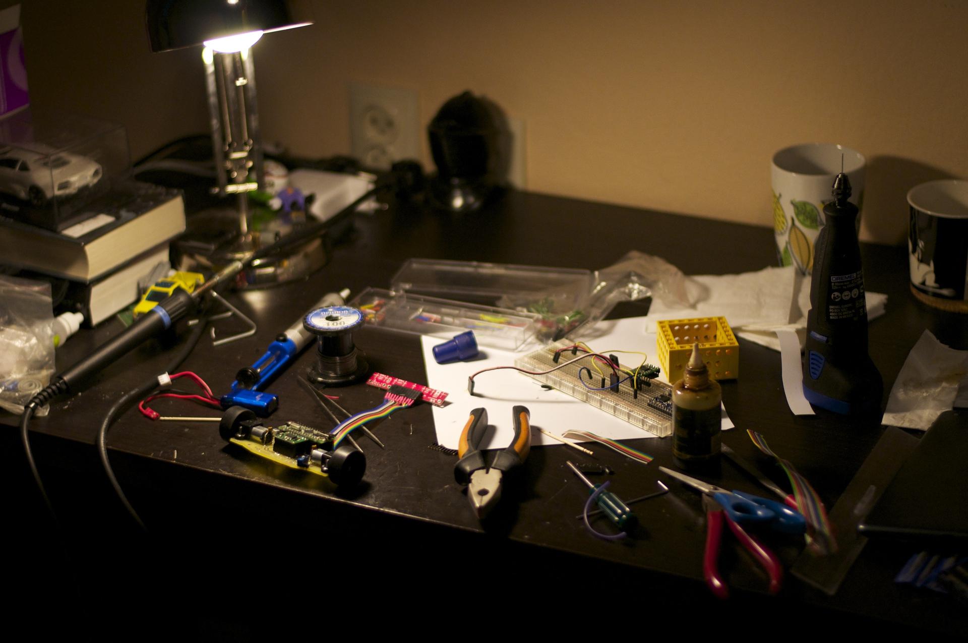 Как сделать робота за 24 часа