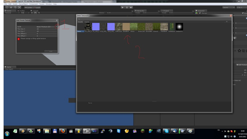 Как создать простую Tower Defense игру на Unity3D, часть первая