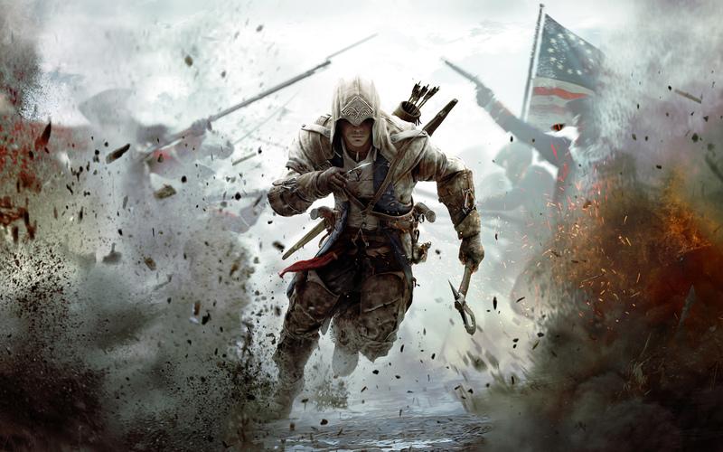 Как создавался Assassins Creed 3