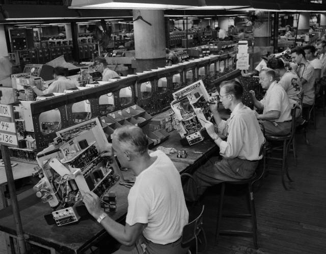 Как тестировать электронику на производстве: анализ современных технологий