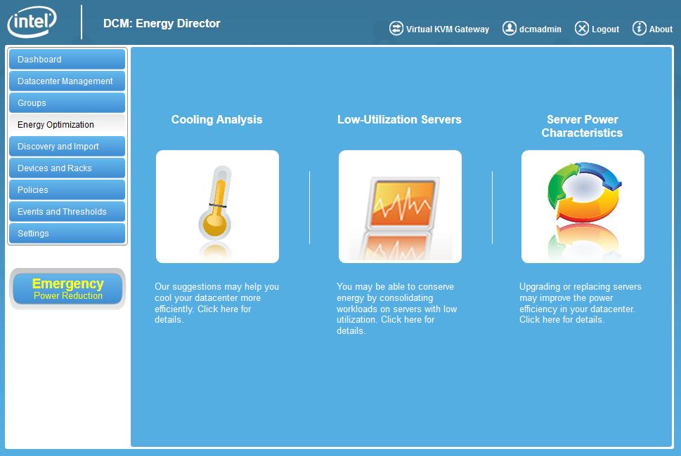 Как управлять энергопотреблением датацентра