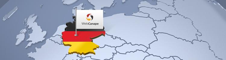 Открытие представительства в Германии
