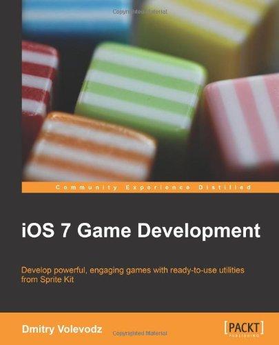 Как я написал и выпустил книгу по разработке игр под iOS