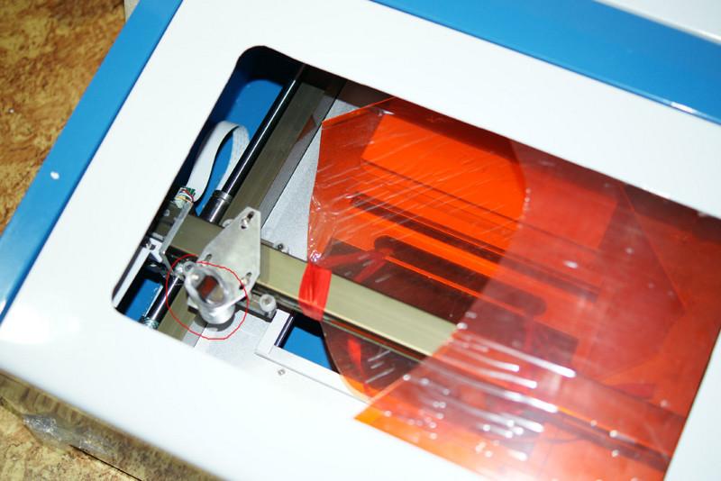 Как я покупал 40W лазерный гравер в Китае + немного теории CO2 лазеров
