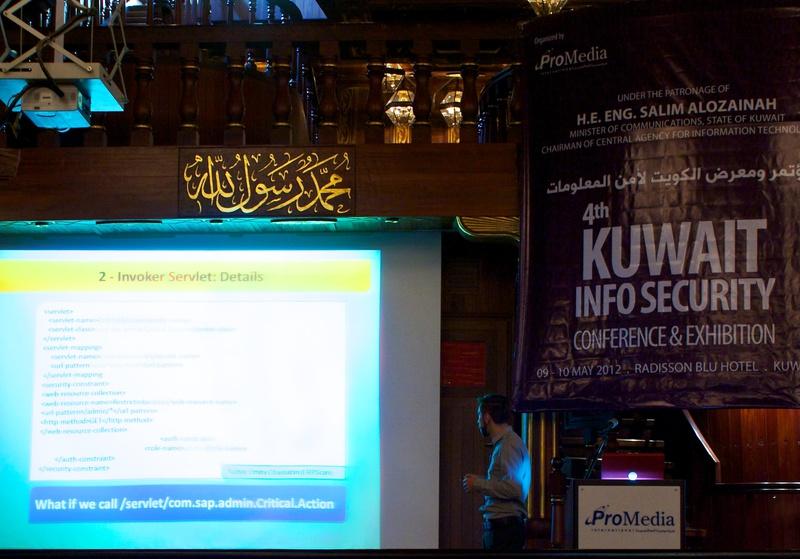 Как я учил арабских шейхов ломать SAP