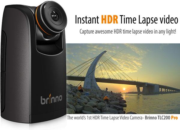 Разрешение Brinno TLC200 Pro равно 1,3 Мп