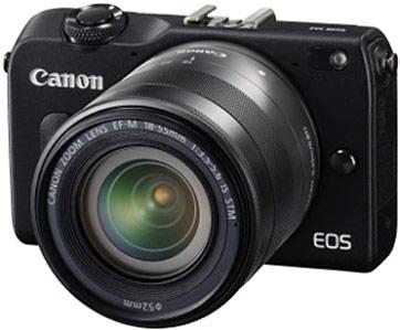Основой камеры Canon EOS M2 служит датчик изображения типа CMOS формата APS-C разрешением 18 Мп