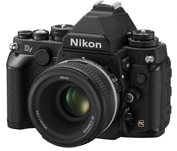Выход полнокадровой камеры Nikon Df ожидается в течение ближайших суток