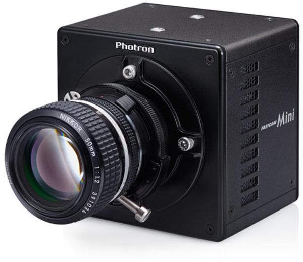 Цена камеры Photron Fastcam Mini UX100 в Японии составляет примерно 47 200 долларов