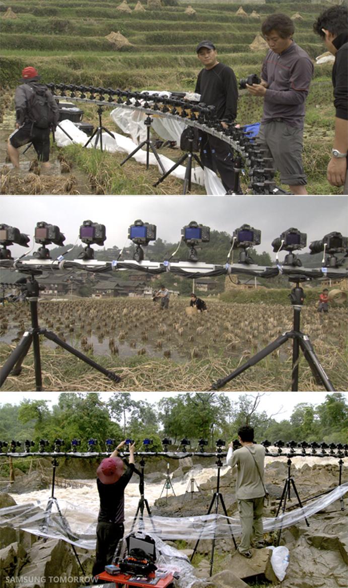 Камеры Samsung NX: широкие возможности для документалистики