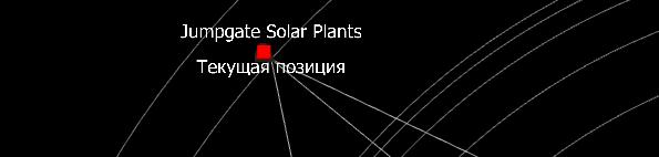 Карта звездной системы на Three.js/WebGL