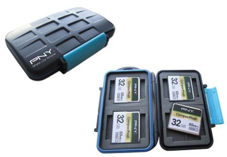 Карты памяти PNY CompactFlash Pro-Elite Plus поддерживают режим Ultra DMA 7