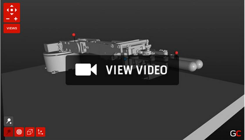 Каталог из тысяч 3D моделей в браузере с помощью WebGL