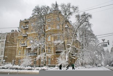 Киев. Суббота. Хабравстреча