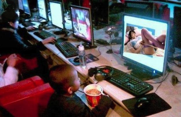 Китайский геймер убил двоих и сжег дом из за отключения интернета