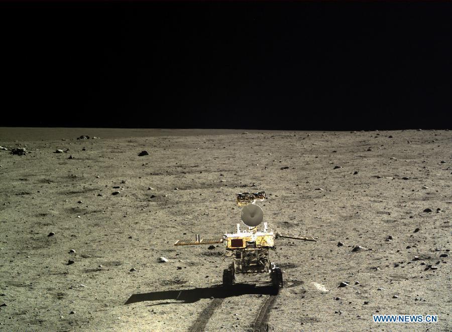 Китайский луноход «Юйту» успешно «проснулся» после третьей по счету лунной ночи