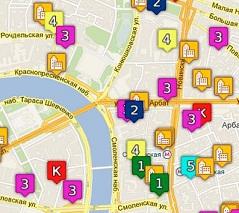 Кластеризация на клиенте или как показать 10000 точек на карте