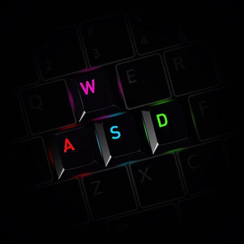 Клавиши Cherry MX RGB оптимизированы для использования многоцветной светодиодной подсветки