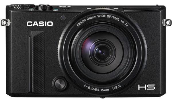 В Японии камеру Casio Exilim EX-100 можно будет купить, начиная с марта, примерно за $870