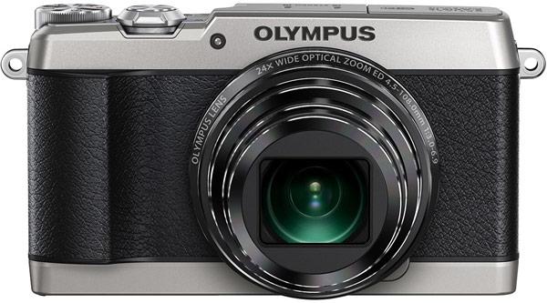 При габаритах 109 x 63 x 42 камера Olympus Stylus SH-1 с батареей весит 271 г