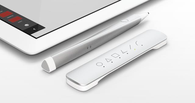 Компания Adobe анонсировала собственные устройства: «облачный» стилус и «электронную линейку»