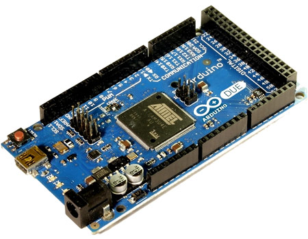 Due, Arduino WiFi Shield и Arduino Leonardo