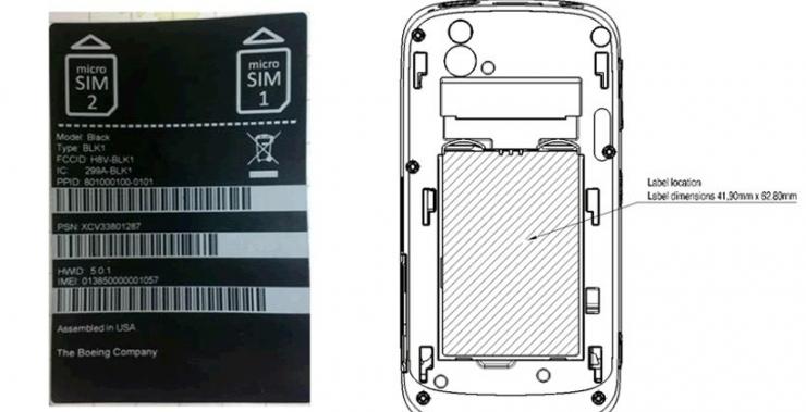 Компания Boeing создала самоуничтожающийся телефон для секретных агентов