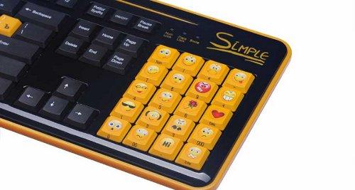 Компания CBR представила эмоциональную клавиатуру