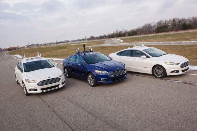 Компания Ford представила собственный «умный» автомобиль