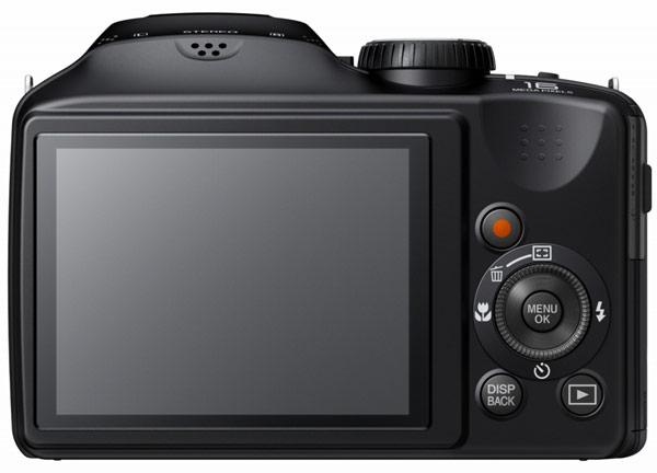 Компания Fujifilm представила камеры FinePix S6600, S6700 и S6800