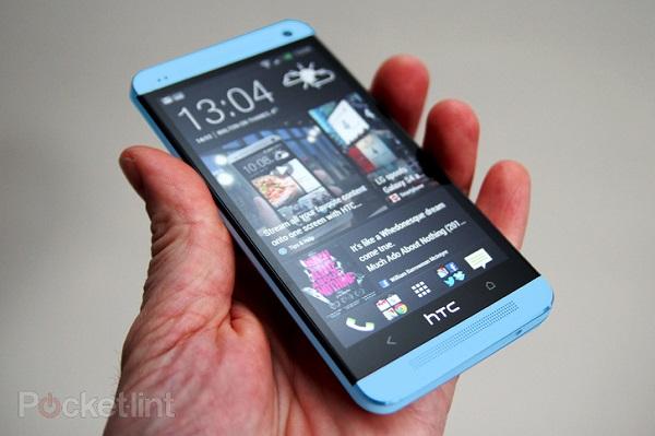 Флагман HTC One появится в двух дополнительных цветовых решениях